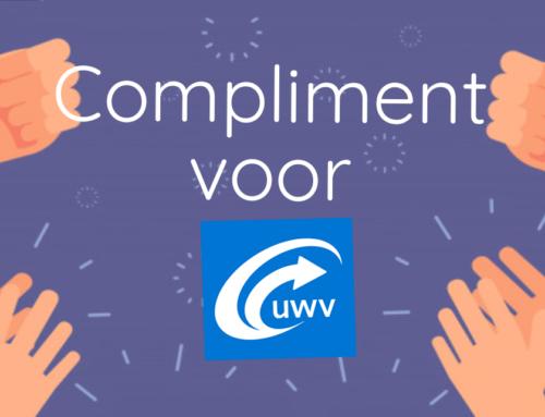 Compliment voor UWV